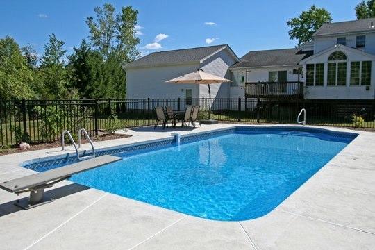 10C Patrician Inground Pool - Windsor, CT