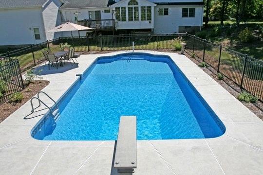 10D Patrician Inground Pool - Windsor, CT