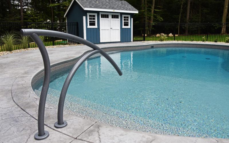 13B Mountain Pond Inground Pool - Avon, CT