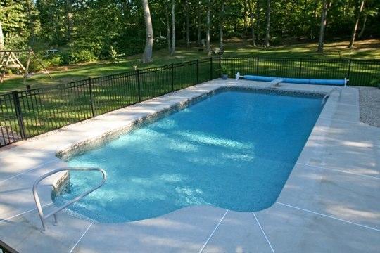 13B Patrician Inground Pool - Montville, CT