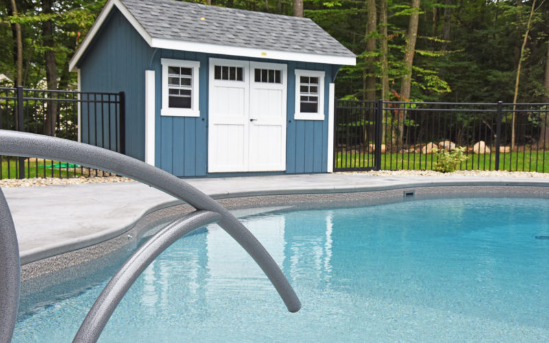13C Mountain Pond Inground Pool - Avon, CT