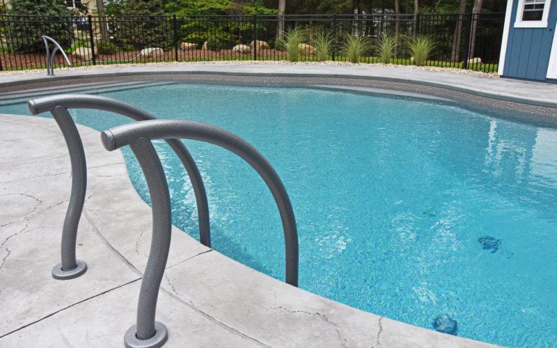 13D Mountain Pond Inground Pool - Avon, CT