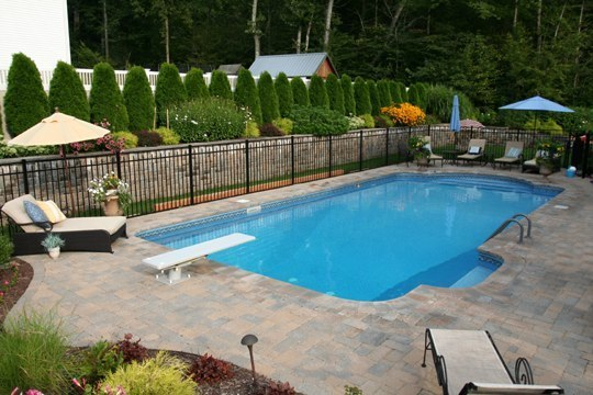 14A Patrician Inground Pool - Cromwell, CT