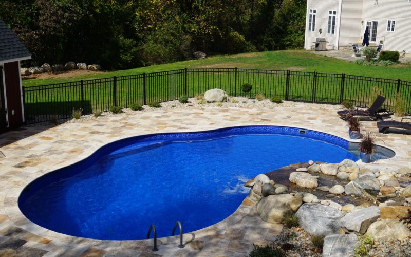 14C Mountain Pond Inground Pool - Rocky Hill, CT