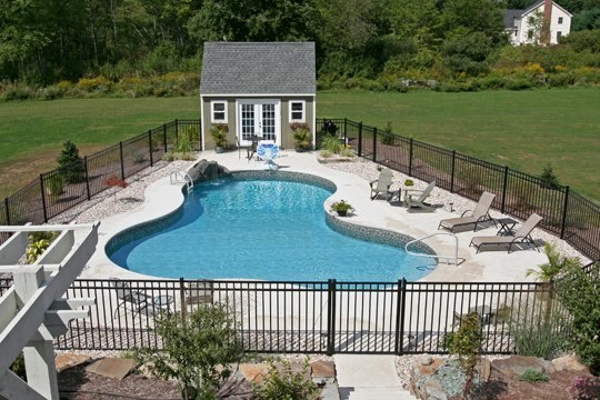 15A Lagoon Inground Pool - Suffield, CT