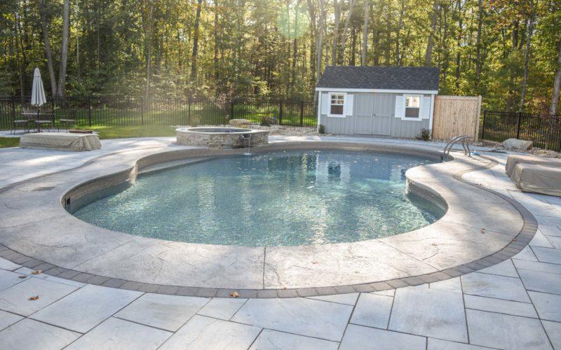 15A Mountain Pond Inground Pool - Tolland, CT