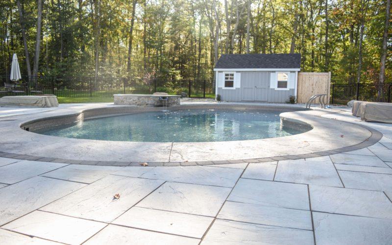15B Mountain Pond Inground Pool - Tolland, CT