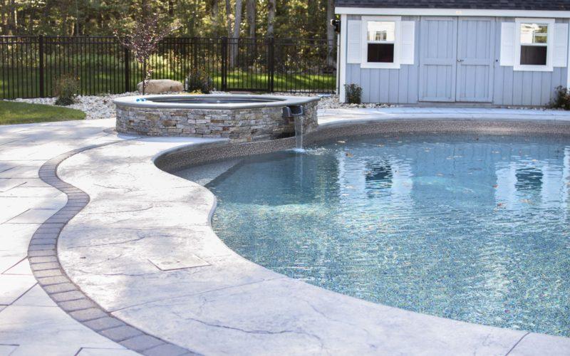 15C Mountain Pond Inground Pool - Tolland, CT