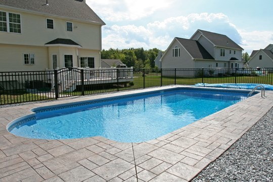 15D Patrician Inground Pool - Suffield, CT