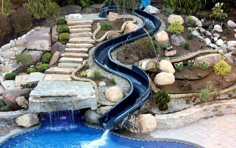 16C Mountain Pond Inground Pool - West Springfield, MA