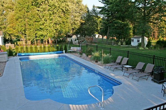 16C Patrician Inground Pool - Rocky Hill, CT