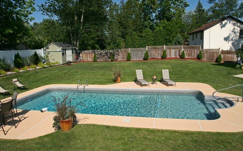 17D Patrician Inground Pool - Windsor, CT