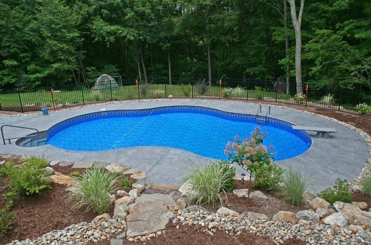 17DMountain Pond Inground Pool - Tolland, CT