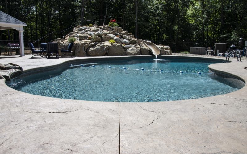 1B Mountain Pond Inground Pool - Glastonbury, CT