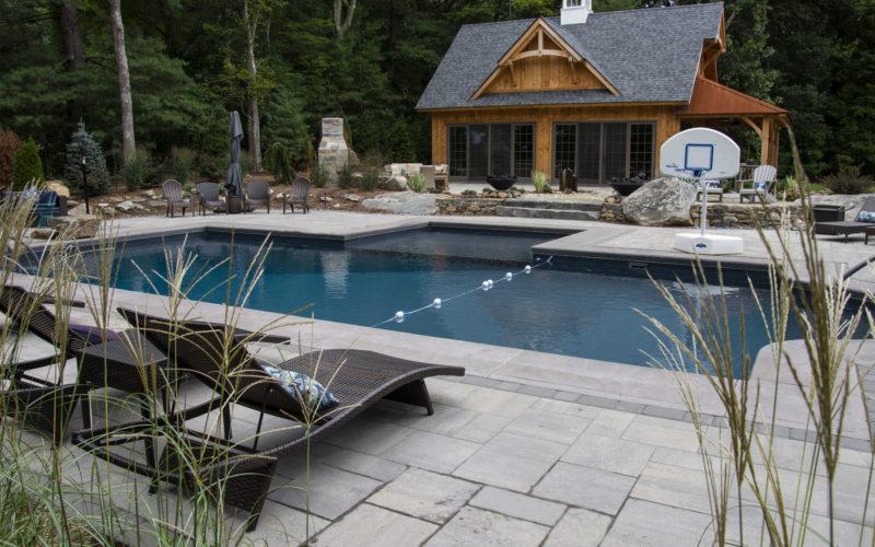 1B Patrician Inground Pool - Tolland, CT