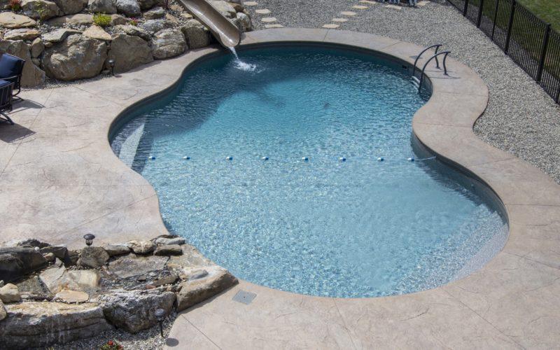 1D Mountain Pond Inground Pool - Glastonbury, CT