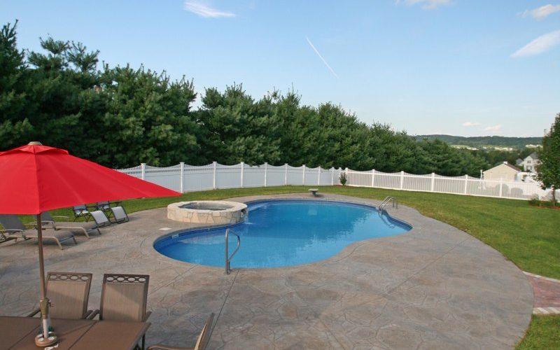 20A Mountain Pond Inground Pool - Ellington, CT
