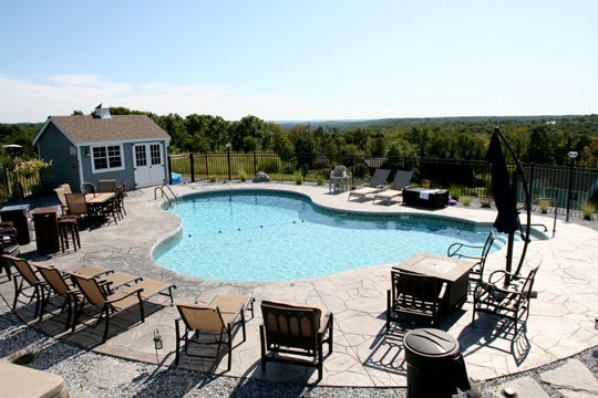 21A Lagoon Inground Pool - East Granby, CT
