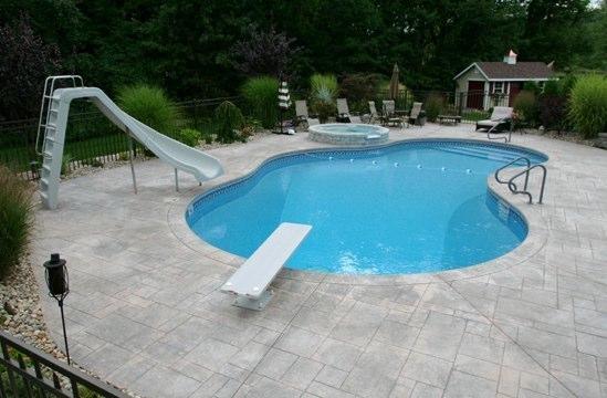 23B Mountain Pond Inground Pool - Cromwell, CT
