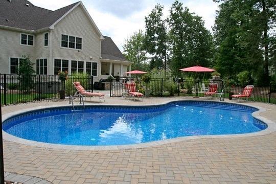 24A Mountain Pond Inground Pool - Ellington, CT