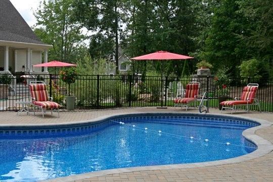 24B Mountain Pond Inground Pool - Ellington, CT
