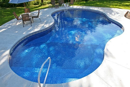 26A Mountain Pond Inground Pool - Somers, CT