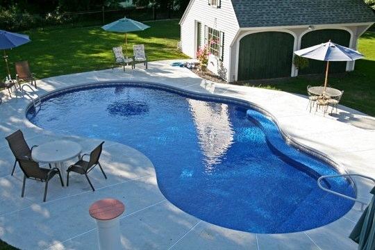 26C Mountain Pond Inground Pool - Somers, CT