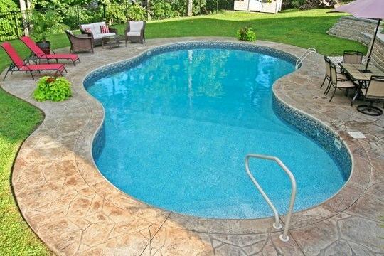27A Mountain Pond Inground Pool - Middletown, CT
