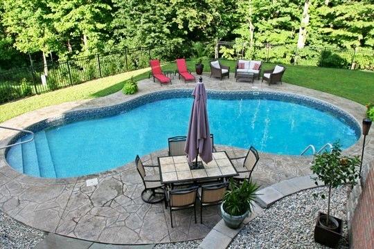 27B Mountain Pond Inground Pool - Middletown, CT