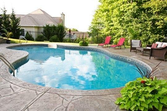 27C Mountain Pond Inground Pool - Middletown, CT