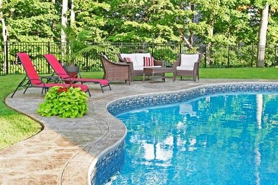 27D Mountain Pond Inground Pool - Middletown, CT