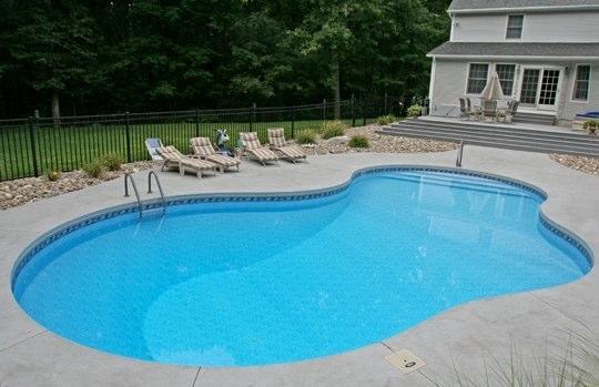 28A Mountain Pond Inground Pool - Canton, CT