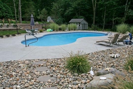 28C Mountain Pond Inground Pool - Canton, CT