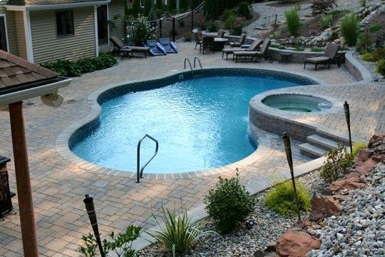 29B Mountain Pond Inground Pool - Rocky Hill, CT