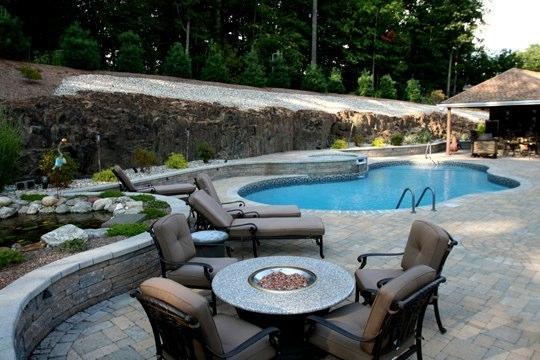 29C Mountain Pond Inground Pool - Rocky Hill, CT