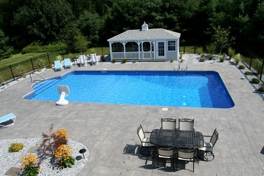 2A Patrician Inground Pool - South Windsor, CT