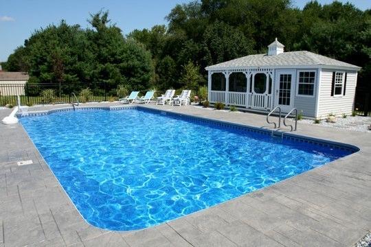 2B Patrician Inground Pool - South Windsor, CT