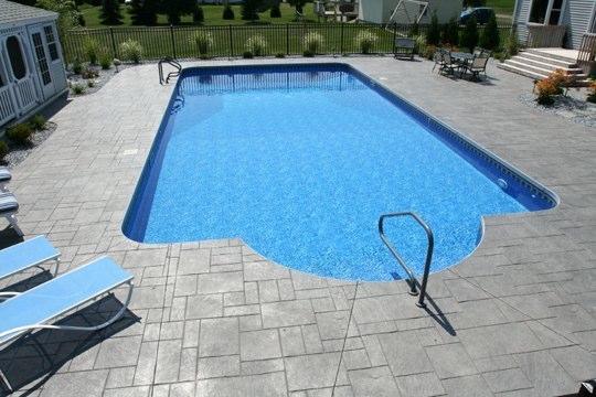 2C Patrician Inground Pool - South Windsor, CT