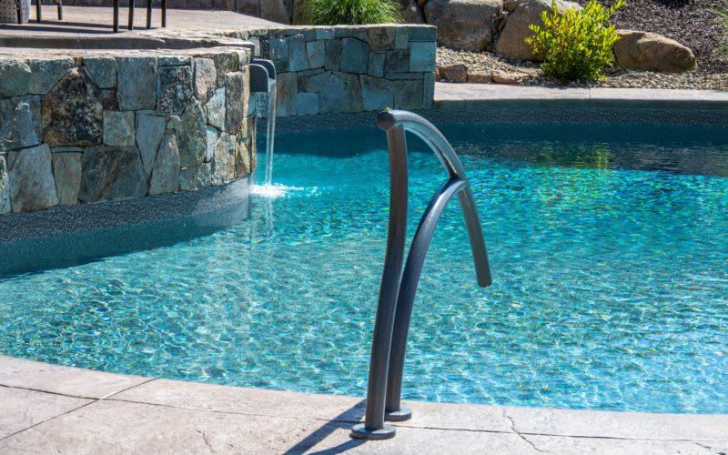 2D Mountain Pond Inground Pool - Glastonbury, CT