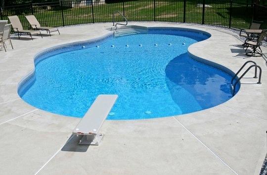 30A Mountain Pond Inground Pool - Tolland, CT