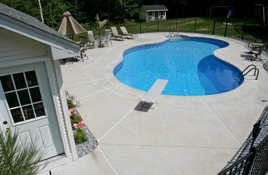 30D Mountain Pond Inground Pool - Tolland, CT