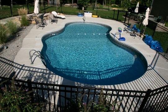 31C Mountain Pond Inground Pool - Higganum, CT