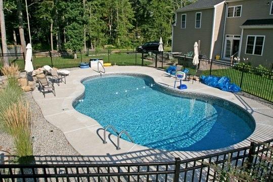 31D Mountain Pond Inground Pool - Higganum, CT