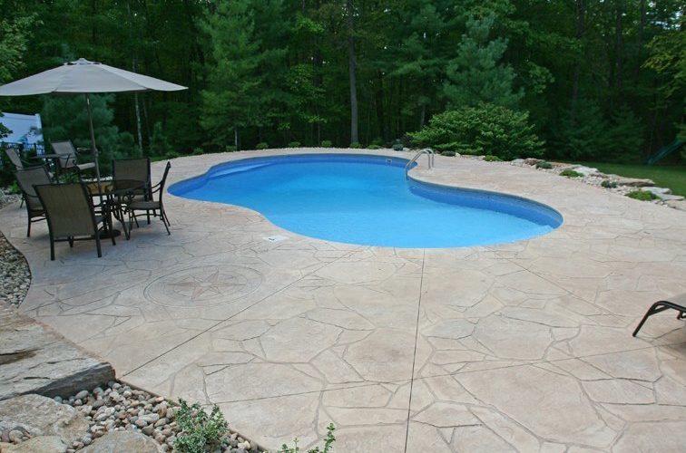 32A Mountain Pond Inground Pool - Canton, CT