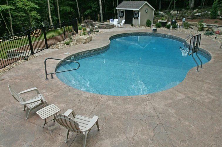 33A Mountain Pond Inground Pool - Tolland, CT