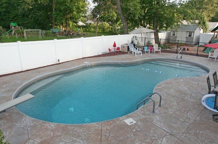35A Mountain Pond Inground Pool - Windsor Locks, CT