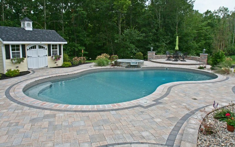 37B Mountain Pond Inground Pool - Rocky Hill, CT