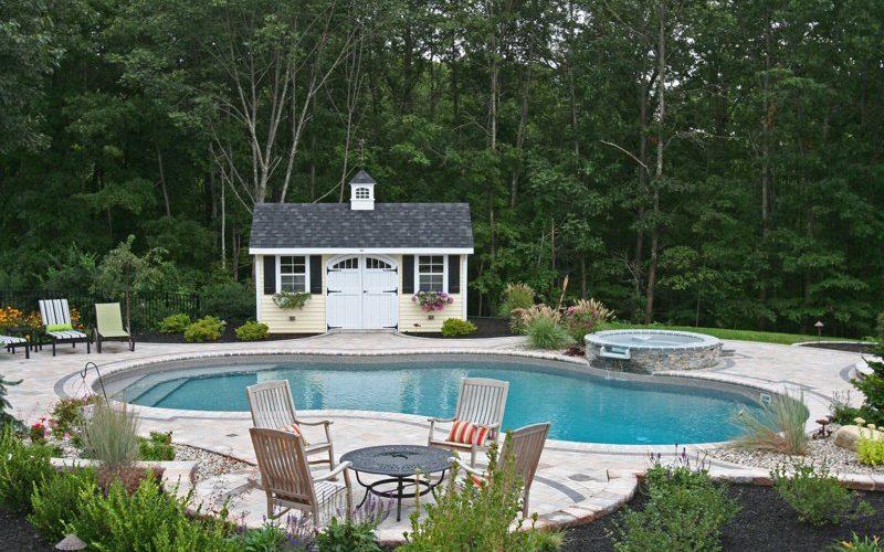 37C Mountain Pond Inground Pool - Rocky Hill, CT