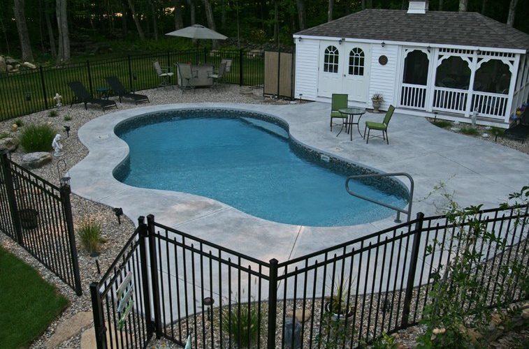 38B Mountain Pond Inground Pool - Woodstock, CT