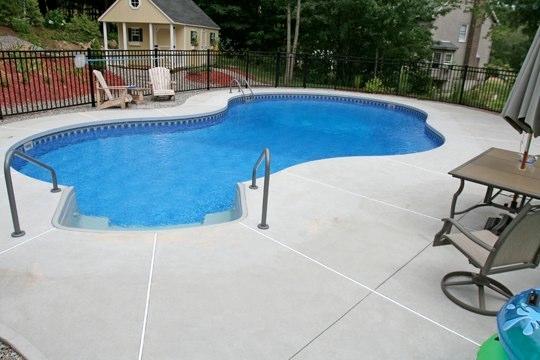 39A Mountain Pond Inground Pool - Tolland, CT